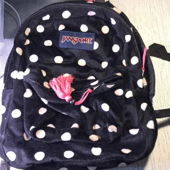 cost charm good service classic style Girls Jansport backpack